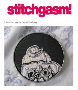 Stitchgasm! - Julia Livi - Mr X Stitch